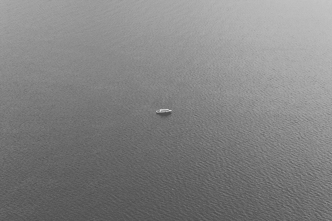 Los barcos que, con o sin destino, navegan.
